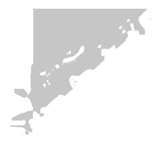 mappa catania