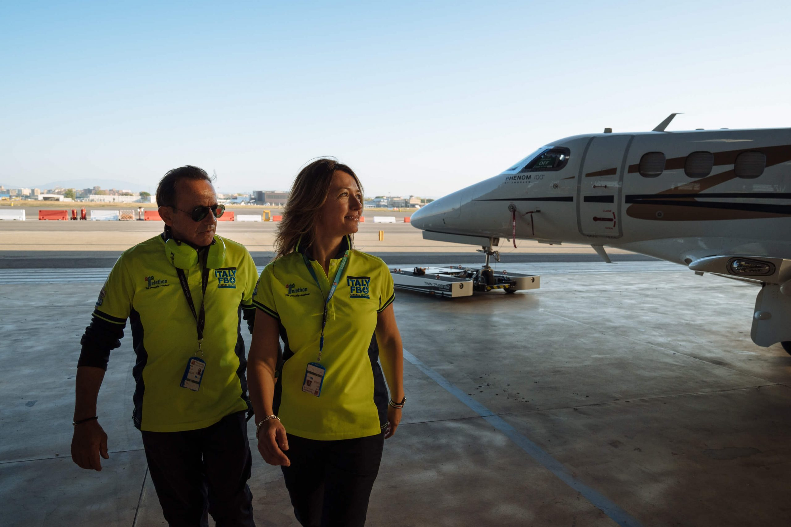Aircraft services